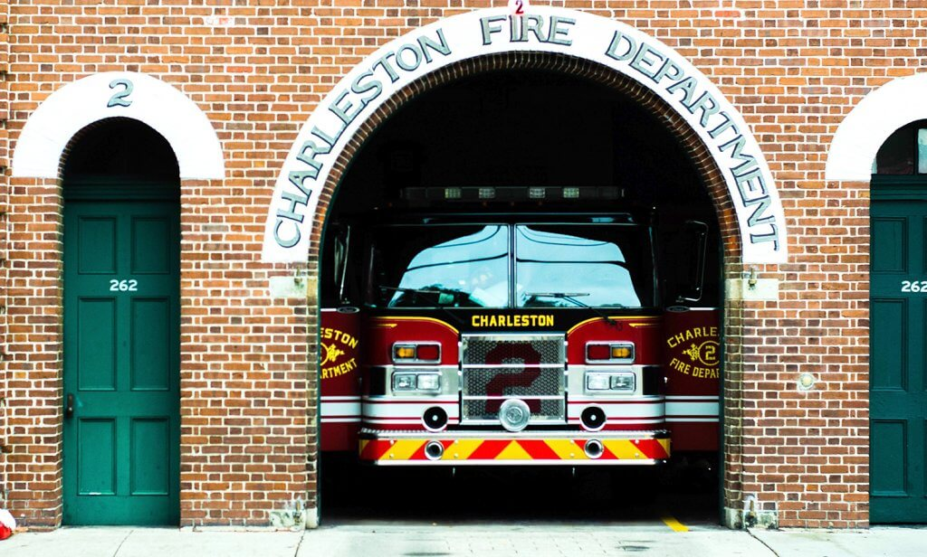 Charleston Fire Department, United States