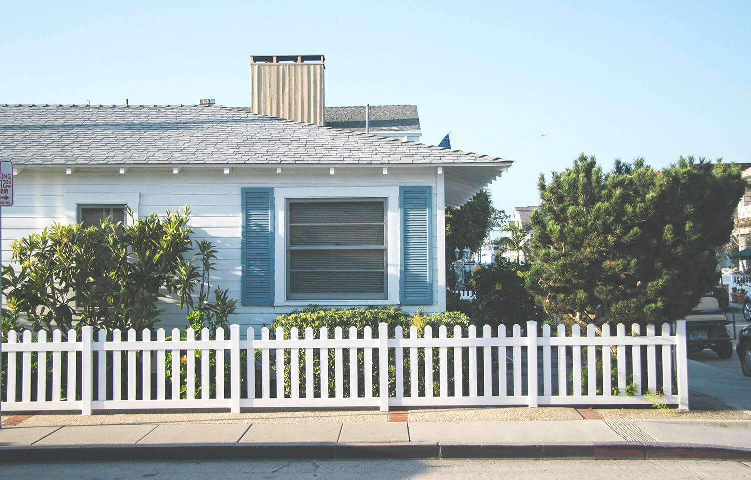 house protected by home warranty