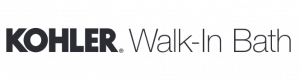 Kohler walk-in tub logo
